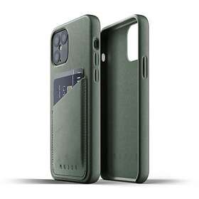 Mujjo Leather Wallet Case for iPhone 12/12 Pro
