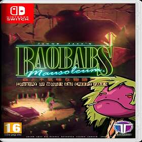 Baobabs Mausoleum: Country of Woods & Creepy Tales (Switch)