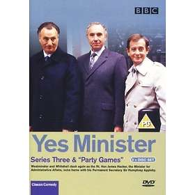 "Yes Minister - Series Three & ""Party G"""