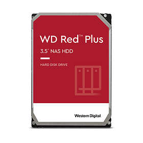 WD Red Plus NAS WD40EFZX 128Mo 4To