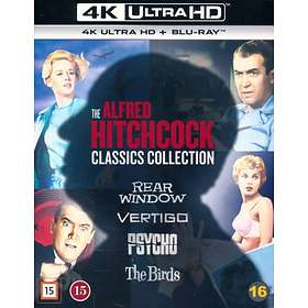 Alfred Hitchcock: Collection (UHD+BD)