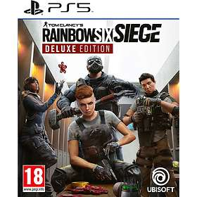 Tom Clancy's Rainbow Six: Siege - Deluxe Edition (PS5)
