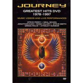 Journey Greatest Hits 1978-1997