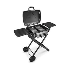 Austin and Barbeque AABQ Portable Gas 2B med Vogn