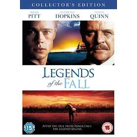 Legends of the Fall - Collector's Edition (UK)