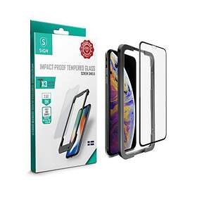 SiGN Full Body Tempered Glass for iPhone XS Max/11 Pro Max
