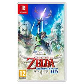 The Legend of Zelda Skyward Sword HD (Switch)