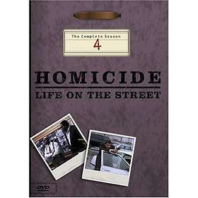 Homicide - The Complete Season 4 (US)