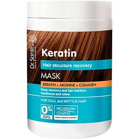 Dr.Sante Keratin Hair Mask for Dull and Brittle Hair 1000ml