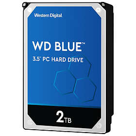 WD Blue WD20EZBX 256Mo 2To