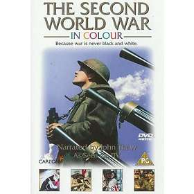 The Second World War: In Colour