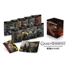 Game of Thrones - Säsong 1-8 (UHD) (SE)