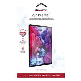 Zagg InvisibleSHIELD Glass Elite+ for iPad 12.9 (3rd/4th Generation)