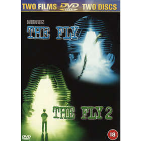 The Fly (1986) + The Fly II