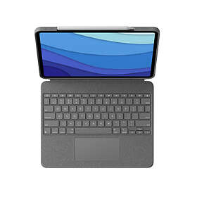 Logitech Combo Touch For iPad Pro 12.9 (Nordic)