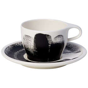 Villeroy & Boch Coffee Passion Awake Cappuccino Cup med Fat 26cl