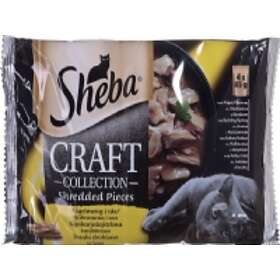 Sheba Craft Collection Pouches 4x0,085kg