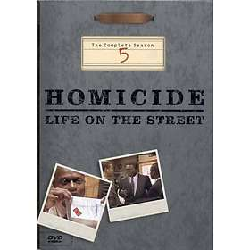 Homicide - The Complete Season 5 (US)