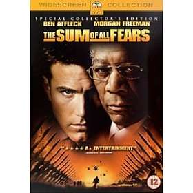 The Sum of All Fears - Special Edition (UK)
