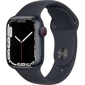 Apple Watch Series 7 41mm Aluminium with Sport Band