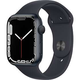 Apple Watch Series 7 45mm Aluminium with Sport Band