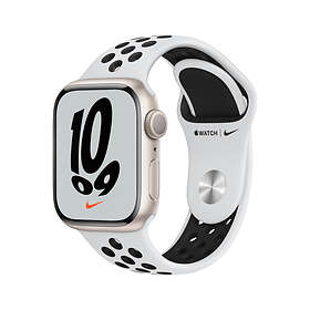 Apple Watch Series 7 41mm Aluminium with Nike Sport Band