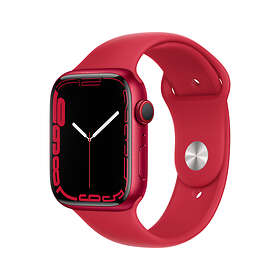 Apple Watch Series 7 4G 45mm (Product)Red Aluminium with Sport Band
