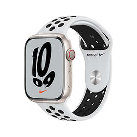 Apple Watch Series 7 4G 45mm Aluminium with Nike Sport Band