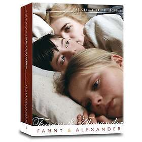 Fanny & Alexander Box Set - Criterion Collection (US)