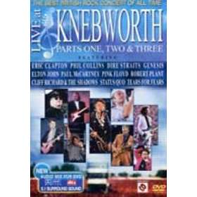Live at Knebworth: Part 1.2.3