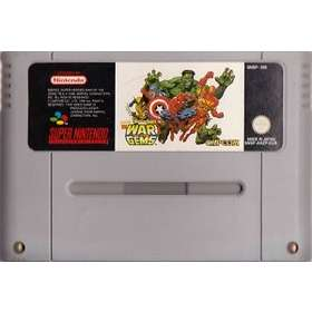 Marvel Super Heroes: War of the Gems (SNES)