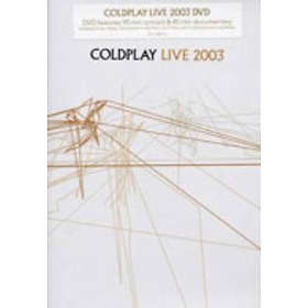Coldplay: Live 2003 (UK)
