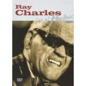 Ray Charles at the Montreux Jazz Festiva