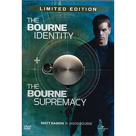 The Bourne Identity + Supremacy - Limited Edition Box