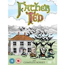 Father Ted - Complete Series 1.2 and 3