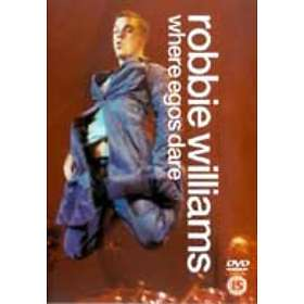 Robbie Williams: Where Egos Dare