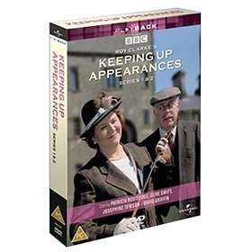 Keeping Up Appearances - Series 1-2
