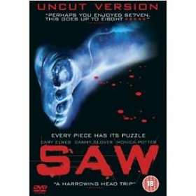 Saw - Uncut Version (UK)