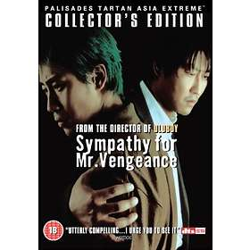 Sympathy for Mr. Vengeance - Collector's Edition (UK)