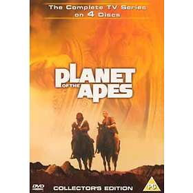 Planet of the Apes - The TV Series Collector's Edition (4-Disc)