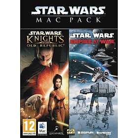 Star Wars: Knights of the Old Republic/Empire at War Double Pack