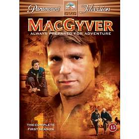 MacGyver - Sesong 1