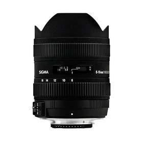 Sigma 8-16/4,5-5,6 DC HSM for Canon