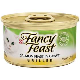 Fancy Feast Grilled Salmon Feast 0.085kg