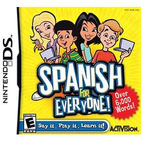 Spanish for Everyone! (DS)