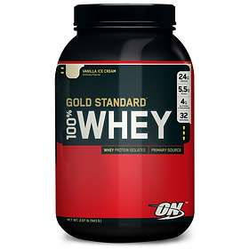 Optimum Nutrition Gold Standard 100% Whey 0,9kg