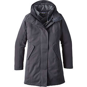 Patagonia Tres 3 in 1 Parka Naiset, feather grey | Addnature.fi