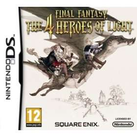Final Fantasy: The 4 Heroes of Light (DS)