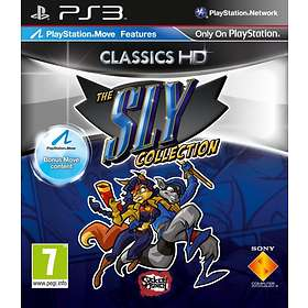 The Sly Trilogy HD (PS3)
