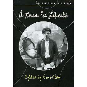 A Nous La Liberte - Criterion Collection (US)